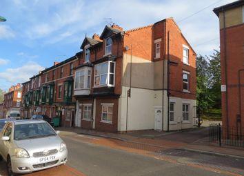 Thumbnail 6 bedroom end terrace house for sale in Peveril Street, Nottingham