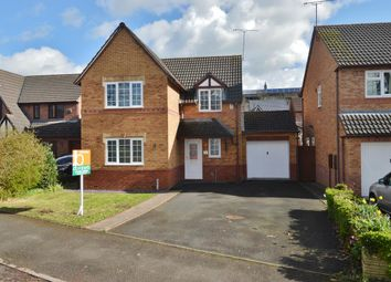Thumbnail 4 bed detached house for sale in Cowan Drive, Stafford