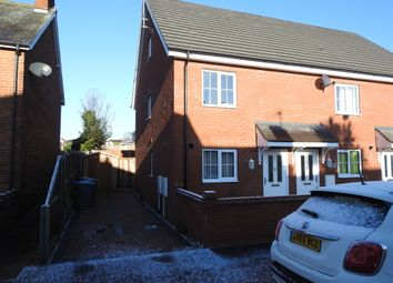 Thumbnail 3 bed terraced house to rent in Valley Road, Leiston
