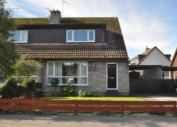 Thumbnail 3 bed semi-detached house for sale in 22 Thornhill Crescent, Forres