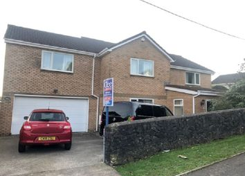 Thumbnail 5 bed detached house for sale in Owls Lodge Lane, Mayals, Swansea, City And County Of Swansea.