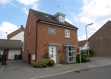 Thumbnail 4 bed detached house to rent in Penton Way, Basingstoke