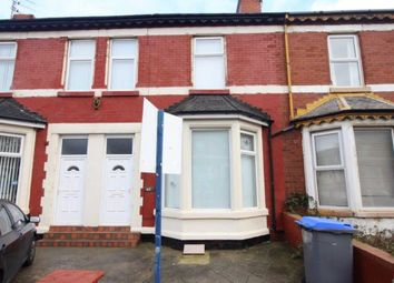 Thumbnail 5 bedroom terraced house for sale in Egerton Road, Blackpool