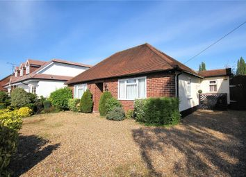 Thumbnail 3 bed detached bungalow to rent in Westfield Avenue, Woking
