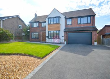 Thumbnail 4 bed detached house for sale in Ringer Lane, Clowne, Chesterfield
