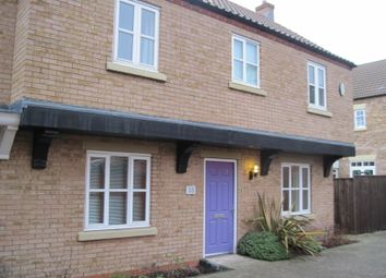 Thumbnail 3 bedroom semi-detached house to rent in Bygott Walk, Grimsby