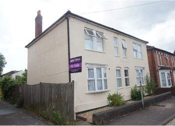 Thumbnail 2 bed flat for sale in Cromwell Road, Southampton