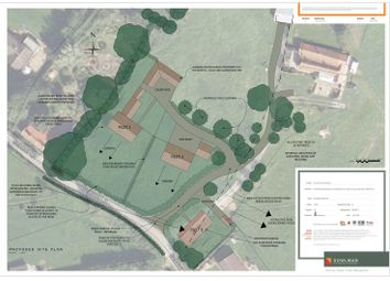 Thumbnail Land for sale in Plot 1 School Lane, East Keal, Spilsby