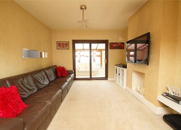 Thumbnail 3 bed terraced house for sale in Norman Road, Hornchurch