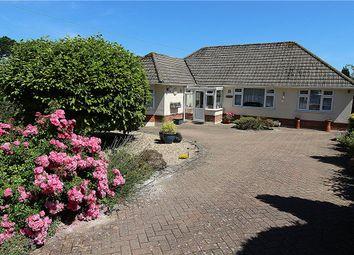 Thumbnail 3 bedroom detached bungalow for sale in West Parley, Ferndown, Dorset