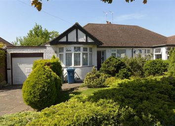 Thumbnail 2 bed semi-detached bungalow for sale in Borrowdale Avenue, Harrow Weald, Middlesex