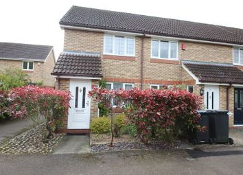 Thumbnail 2 bed end terrace house to rent in Sandalls Spring, Hemel Hempstead