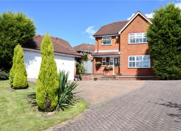 Thumbnail 4 bed detached house for sale in Summerfields Way, Shipley View, Ilkeston, Derbyshire
