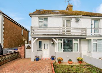 5 bed semi-detached house for sale in Brighton Road, Lancing BN15