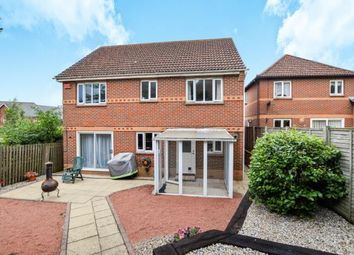 Thumbnail 4 bed detached house for sale in Whigham Close, Ashford, Kent