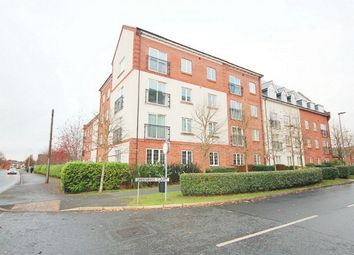 Thumbnail 2 bedroom flat for sale in Greenings Court, Warrington