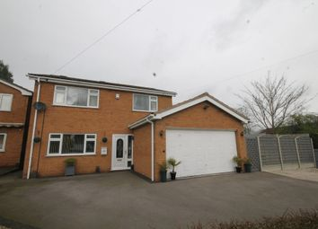 Thumbnail 4 bed detached house for sale in Outlands Drive, Hinckley