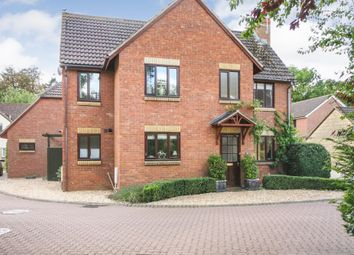 Thumbnail 4 bed detached house for sale in Rawlings Close, South Marston