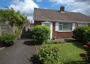 Thumbnail 2 bedroom semi-detached bungalow for sale in Oxford Road, Little Lever, Bolton