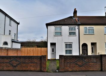 Thumbnail 3 bedroom end terrace house to rent in Wellington Road South, Hounslow