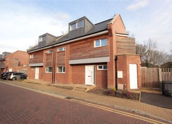 Thumbnail 5 bedroom semi-detached house for sale in Waterside Close, Wembley