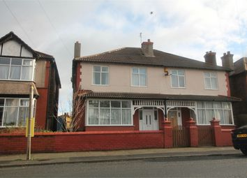Thumbnail 4 bed semi-detached house for sale in Manor Road, Crosby, Liverpool, Merseyside