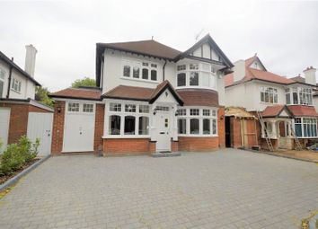Thumbnail 7 bed detached house to rent in The Green Walk, London