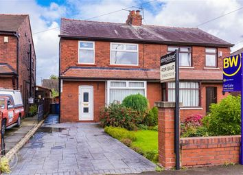 Thumbnail 3 bed semi-detached house for sale in Warrington Road, Leigh, Lancashire
