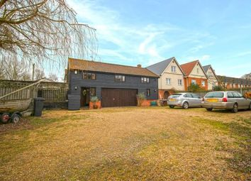 Thumbnail 4 bed detached house for sale in Mellis, Eye, Suffolk