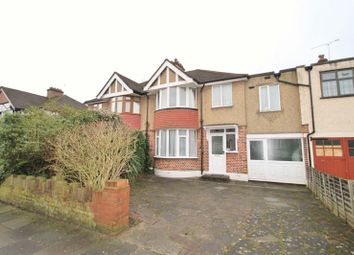 Thumbnail 4 bed semi-detached house to rent in Briarwood Drive, Northwood, Middlesex