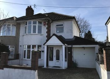 Thumbnail 3 bed semi-detached house for sale in Orchard Road, Kingswood, Bristol