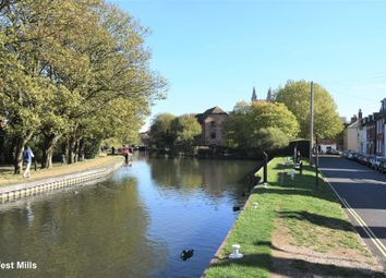 Thumbnail 1 bed flat for sale in Mallard Court, West Mills, Newbury