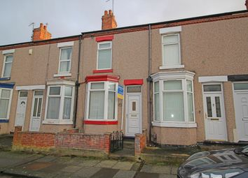 Thumbnail 2 bedroom terraced house to rent in Lansdowne Street, Darlington