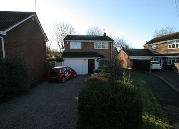 Thumbnail 4 bedroom detached house to rent in Cropston Avenue, Loughborough