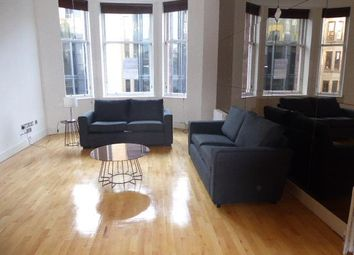 Thumbnail 3 bedroom flat to rent in West George Street, Glasgow
