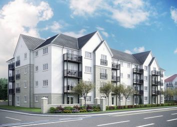 "Thumbnail 3 bed flat for sale in ""Plot 87 - Colquhoun Apartments"" at Milngavie Road, Bearsden, Glasgow"
