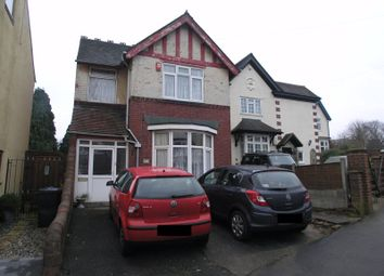 Thumbnail 3 bed detached house for sale in Siviters Lane, Rowley Regis