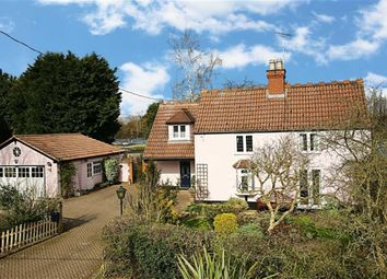 Thumbnail 4 bed detached house for sale in Ashwells Road, Brentwood, Essex