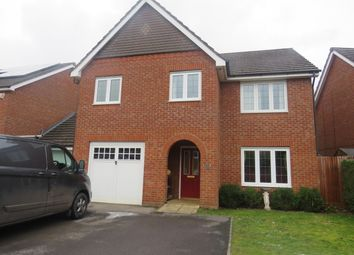 Thumbnail 4 bedroom detached house to rent in Forfield Drive, Beggarwood, Basingstoke