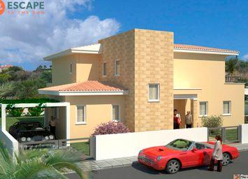 Thumbnail 3 bed villa for sale in Pissouri Sea View Villas, Lemesos, Cyprus