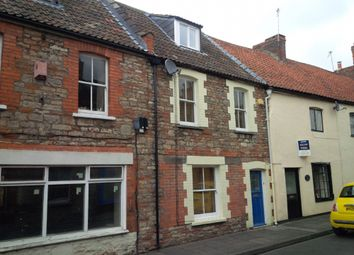 Thumbnail 2 bedroom terraced house to rent in St. Cuthbert Street, Wells