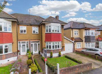 Thumbnail 3 bed semi-detached house for sale in Cranbourne Avenue, London