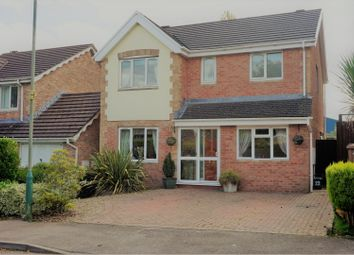 Thumbnail 4 bed detached house for sale in Cae Celyn, Newport