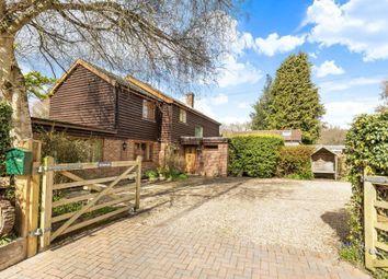 Haughurst Hill, Baughurst, Tadley RG26. 4 bed detached house for sale
