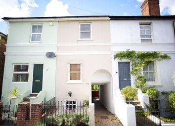 Thumbnail 2 bed terraced house to rent in Newcomen Road, Tunbridge Wells