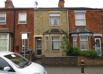 Thumbnail 3 bed terraced house for sale in Wood Street, Rugby