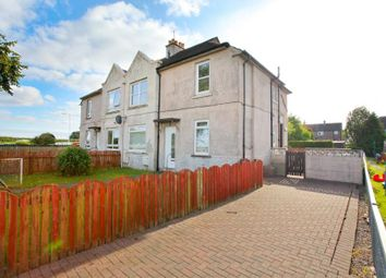 Thumbnail 2 bed flat for sale in Millburn Avenue, Coaltown, Glenrothes