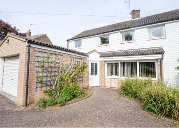Thumbnail 4 bed semi-detached house for sale in Fir Close, Stevenage