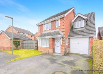 Thumbnail 3 bed detached house for sale in Knoll Park Road, Chertsey