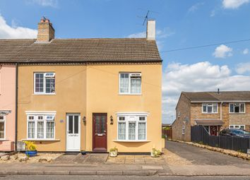 Thumbnail 2 bed end terrace house for sale in Church Road, Stotfold, Hitchin, Herts